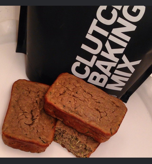 Clutch Banana Bread